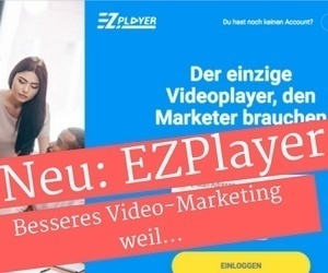 video-marketing mit ezplayer video-player