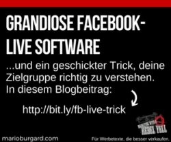 facebook live software